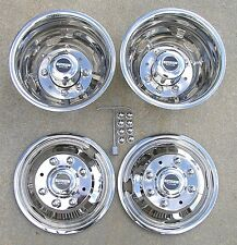 "17"" 05-17 FORD F350 F-350 Dually Wheel Covers"