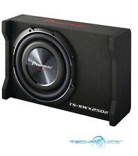 "PIONEER TS-SWX2502 10"" 1200W 4-OHM LOADED SUBWOOFER ENCLOSURE BASS SPEAKER BOX"
