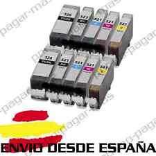 10 CARTUCHOS DE TINTA COMPATIBLES NonOem PARA CANON PIXMA MX870