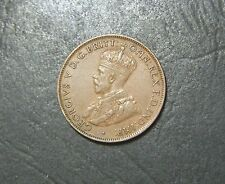 1936 Australian Half Penny,