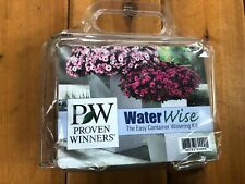 New listing Proven Winners WaterWise Easy Container Watering Kit Irrigation Balcony Drip