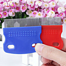 Cute Mini Fine Toothed Dense Comb Family Pet Cat Clean Comb Grooming Tool 2016