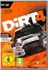 DiRT 4 Day One Edition (PC, 2017)