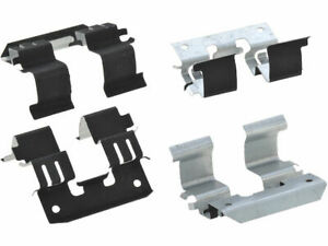 For 2013-2015 Subaru XV Crosstrek Brake Hardware Kit Rear API 21919GW 2014