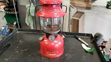 Coleman lantern BLACK BAND 200A dated 5/53 NICE PAINT FEW NICKS works perfect