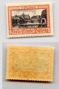 Danzig 1924 SC 194 mint. rtb6600