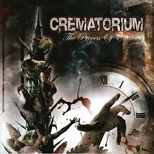 CREMATORIUM - The Process of Endtime - CD - Neu OVP - Deathcore