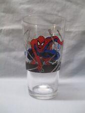 Spider-Man PGCA Exclusive Glass ~ Portland 1998 ~ Pepsi Logo