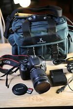 Canon EOS 600D with 18-135mm Lense + LENS FILTER+ QUALITY BAG+ 16GB MEMORY!$