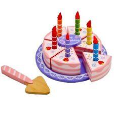 Idena 820542 Geburtstagstorte Spielküche Kaufladen