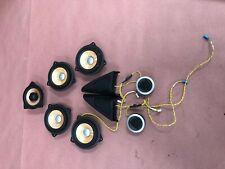 Individual Audio Speakers Sound Speaker System 2012 BMW M3 OEM S65 79K