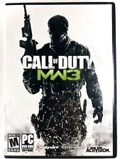 *FREE SHIPPING* Call of Duty: Modern Warfare 3 - PC  DVD-ROM - Video Game - CIB
