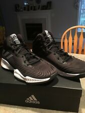 best loved a9aa9 32393 MEN S ADIDAS SM MAD BOUNCE 2018 TEAM BL BASKETBALL SHOE SZ 15 F36444
