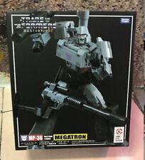 TRANSFORMERS MASTERPIECE MP-36 MEGATRON ACTION FIGURE MASTER PIECE in stock