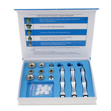 Diamond Microdermabrasion Dermabrasion Accessory Replacement 3 Wands 9 Tips