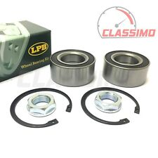 Front Wheel Bearing Kit Pair for CITROEN XSARA PICASSO - all models - 1999-2010
