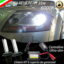 KIT XENON XENO H1 6000K 35W AUDI TT 8N ANABBAGLIANTI ULTRALUMINOSI NO ERROR