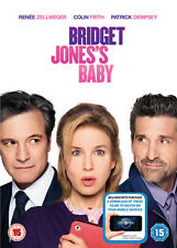 Bridget Jones's Baby DVD Digital Download 2016 Region 2 Europe