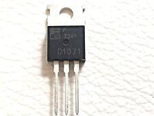 2SD1071 D1071 Darlington Transistor TO-220 FUJI LOT OF 10
