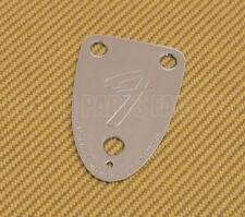 """005-4525-000 '70s Vintage-Style 3-Bolt """" Stamped Guitar Strat Fender Neck Plate"""