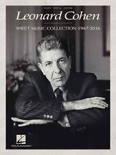 Leonard Cohen Sheet Music Collection: 1967-2016 PVG Composer Collect 000217952