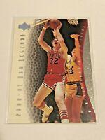 2000-01 Upper Deck Basketball #62 - Billy Cunningham - Philadelphia 76ers
