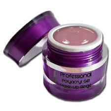 30ml Polyacryl Gel Acrylgel make-Up Beige Aufbaugel Modellage Gel #01531-30