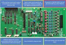 UPGRADE for all 12 BIT JUPITERS: 14 BIT Interface Board for ROLAND JUPITER8 JP8