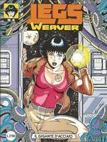 LEGS WEAVER n.4   - fumetto d'autore