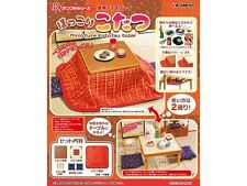 New ~~ Re-ment Miniature Kotatsu Table