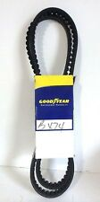 "Goodyear BX74 Matchmaker Cogged Industrial V Belt 74"" Length, BX74"