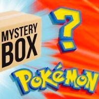 Pokemon Mystery Box   Vintage WOTC,GX EX ULTRA RARES, PSA, Holos