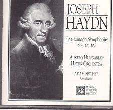 Joseph Haydn London Symphonies 101-104 Musical Heritage 2 CD