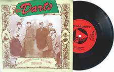 """ROCKABILLY DARTS 7"""" White Christmas / Sh-Boom / Don't Say Yes (LIVE)"""