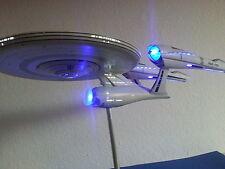 Star Trek Premium LED Light Set ready to connect New Enterprise Revell