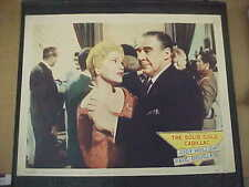 THE SOLID GOLD CADILLAC, orig 1956 #6 [Judy Holliday dances with Paul Douglas]