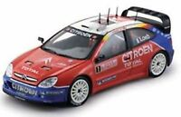 SUNSTAR Citroen Xsara WRC diecast rally cars Loeb Duval Sainz Pons Stohl 1:18th