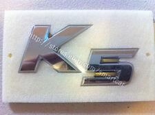 Trunk Lid K5 Logo Emblem Badge for 2011 2012 2013 2014 2015 2016 KIA Optima