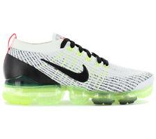 Nike Air VaporMax Flyknit 3 Herren Sneaker AJ6900-100 Weiß Schuhe Sportschuh NEU