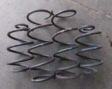NISSAN Z11 CUBE factory suspension coil spring set sec/h #5