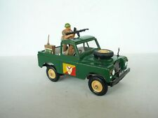 BRITAINS 1975 SWB MILITARY/ARMY LAND ROVER 1:32 Near Mint Condition