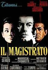 Dvd IL MAGISTRATO - (1959) ***Claudia Cardinale***.....NUOVO