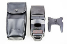 Canon Speedlite 420EX Shoe Mount Flash #0504