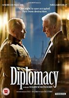 DIPLOMACY di Volker Schlondorff DVD in Francese NEW .cp