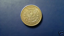 1921 - S morgan silver dollar (near in fine condition) 90% silver coin
