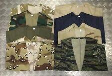 Unisex Niños Ligero para Hombre Chaleco Disfraz Camo Militar Combat Soldado
