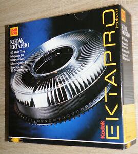 Kodak Ektapro Dia Carousel Diamagazin für Diaprojektor Ektalite Neu OVP