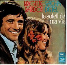 18689 BRIGITTE BARDOT SACHA DISTEL  LE SOLEIL DE MA VIE