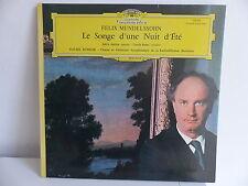 MENDELSSOHN Songe d une nuit d'été EDITH MATHIS Soprano BOESE Contralto 138959