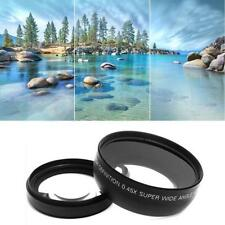 52MM 0.45x Fisheye Wide Angle Macro Lens for Nikon DSLR D3200 D3100 D5200 D5100
